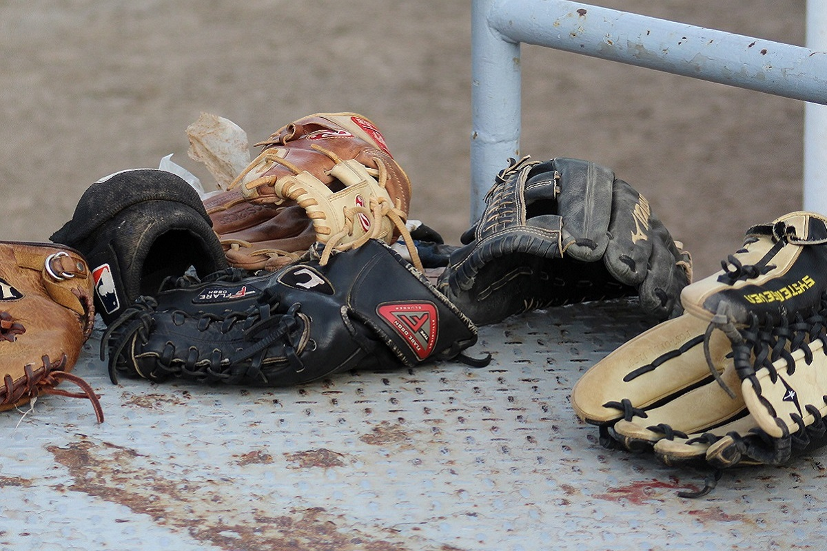 Baseball Gloves Headline